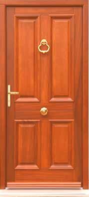 House Sitters Door